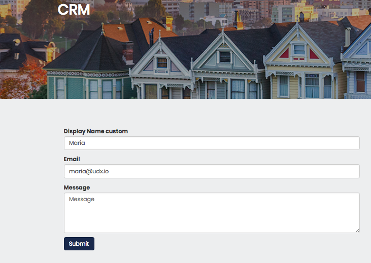 After you installed the WP-CRM plugin, you will see all your users in All people tab